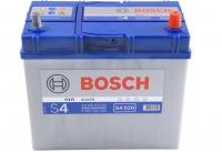 Аккумулятор BOSCH 12В 45А/ч 330А узкие клеммы