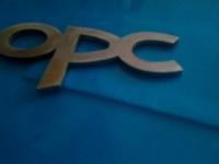 Шильдик «OPC», Астра J GTC, хром