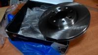 Диски тормозные ADAM, CORSA D, CORSA E 1.0-1.4 передние (комплект)