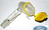 Трубка заливная бачка стеклоомывателя Форд Фокус 1 (1998-2004)
