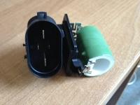 Резистор вентилятора охлаждения Опель Астра G, Зафира А, Мерива А (с кондиционером)