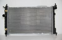Радиатор охлаждения ASTRA F 1.6-2.0 (АКПП, с кондиционером)