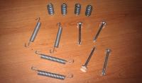 Монтажный комплект колодок ручного тормоза Омега Б (все года)