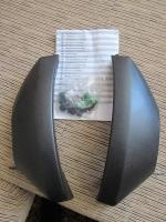 Брызговики VECTRA C, Сигнум (2002-2005) задние, хетч, седан, комплект