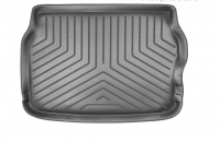 Коврик багажника ASTRA G (1998-2004) хетчбек, резиновый, с бортиками
