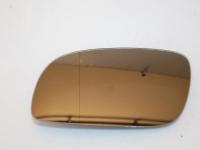 Зеркальный элемент VW Туран (2003-2007) электро, плоский L