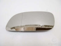 Зеркальный элемент VW Туран (2003-2007) электро, асферический L