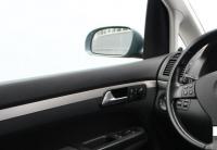 Зеркальный элемент VW Туран (2007-2009) электро, асферический L