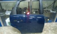 Дверь задняя Форд Фокус 2 (2008-2011) правая б/у