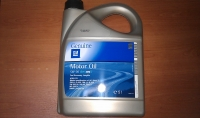 Масло моторное синтетическое 5W-30, GM, 5л.
