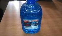 Жидкость для омывателя стекла, незамерзающая