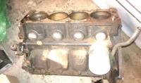Блок цилиндров в сборе Астра G, Вектра Б 1.6 8V (X16SZR) в сборе б/у
