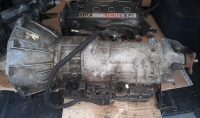 Автоматическая КПП, AR25, б/у. Для мотора C24NE.