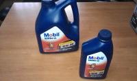 Масло моторное, MOBIL Ultra, 10W-40, полусинтетическое, 4л.
