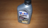 Масло моторное, MOBIL Super 2000, 10W-40, полусинтетическое, 1л.