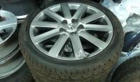 Комплект колес, Мазда 3, 5, 6, MPS, ZR18, с резиной 225/40, б/у