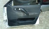Обшивка передней двери VW Пассат (88-96) R б/у