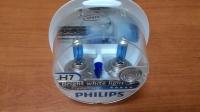 Лампа H7, 55Вт, Bright White Light (компл. 4шт)