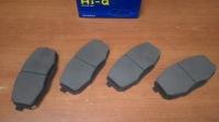 Колодки передние HYUNDAI i30, KIA CEED (06-12)