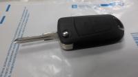 Ключ замка зажигания OPEL (заготовка) ASTRA G, ZAFIRA A, раскладной