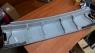 Накладка крышки багажника MITSUBISHI OUTLANDER XL, PEUGEOT 4007, CITROEN C-CROSSER (2007-2012) пластик
