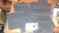 Коврики передние Опель Зафира A (1999-2004) резиновые