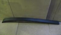 Юбка переднего бампера Шевроле Каптива (2011-2013) R