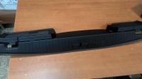 Панель обшивки багажного отделения MERIVA B (2010-2017) задняя, черный пластик