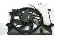 Вентилятор охлаждения Hyundai Элантра, i30, KIA Сид, Серато (в сборе)