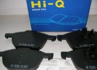 Колодки тормозные передние Форд Фокус II,III, C-Max, Мазда 3,5, Volvo S40 04-/V50 04-