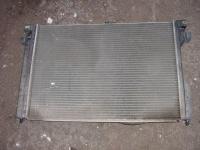 Радиатор охлаждения Опель Омега (1994-2003) 2.0-2.2, бензин, с кондиционером, б/у