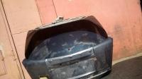 Стекло крышки багажника Опель Антара (2007-2017) черное
