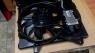 Вентилятор охлаждения ANTARA, CAPTIVA 2.2 Турбодизель (2011-2015) с диффузором, 2 шт в сборе