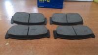 Колодки задние дисковые SsangYong Kyron, Rexton, KIA Sorento (мультирычажная подвеска)