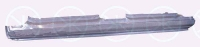 Порог Опель Зафира А (1999-2004), внешняя металлическая часть, L