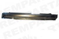 Порог металлический Астра F (1991-1998) 4 дверный кузов L