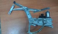 Стеклоподъемник передней двери, ASTRA H, электро, б/у, L
