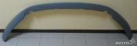 Спойлер переднего бампера, Форд Мондео (2007-), нижний