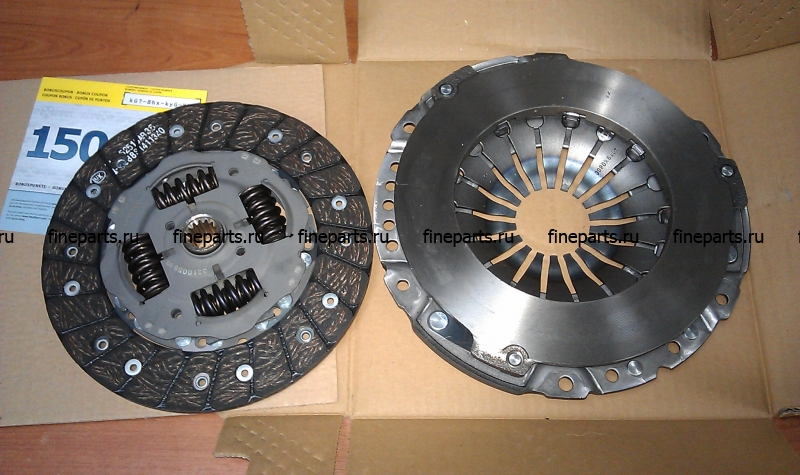 размер диска сцепления опель x20xev