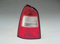 Фонарь задний Вектра Б (1996-1999) Караван, светлый L