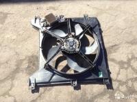 опель фронтера 2.3 турбодизель вентилятор охлаждения