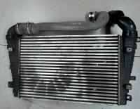 Радиатор интеркулера Опель Зафира Б 1.9Турбодизель (19CDTI)