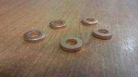 Уплотнительное кольцо топливной форсунки SSANG YONG 2.0-2.7Diesel