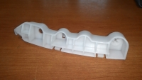 Кронштейн крепления переднего бампера, CITROEN C-Crosser, PEUGEOT 4007 (2007-) R