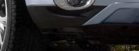 Удлинитель переднего бампера Ситроен C-Crosser (2007-2012) нижний R