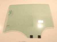 Стекло двери Рено Логан 2 (2014-) задней, опускное, L