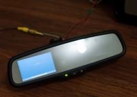 Зеркало заднего вида, салонное, HYUNDAI, KIA, с автозатемнением, с дисплеем для камеры