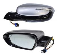 Зеркало Киа Сид (2015-) электро, с обогревом, с поворотником, с контролем слепой зоны, L