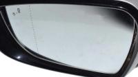 Зеркальный элемент Киа Сид (2015-) асферический, с обогревом, с индикатором слепой зоны, L