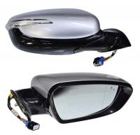 Зеркало Киа Сид (2015-) электро, с обогревом, с поворотником, с контролем слепой зоны, R
